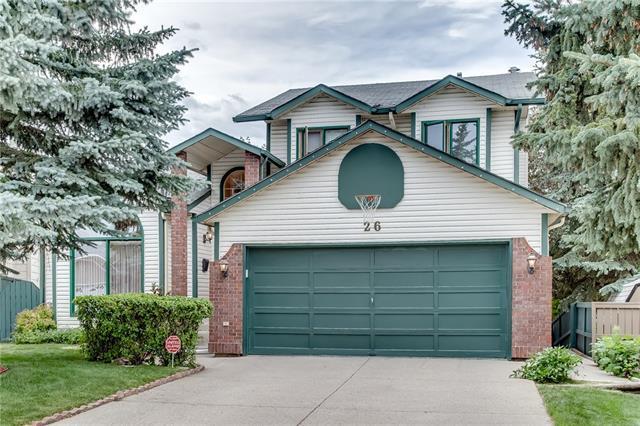 26 Sunhaven Place SE, Calgary, AB T2X 2X6 (#C4196701) :: Tonkinson Real Estate Team