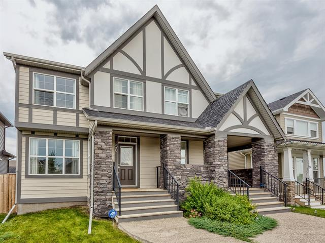 50 Legacy Gate SE, Calgary, AB T2X 0W4 (#C4196720) :: Your Calgary Real Estate