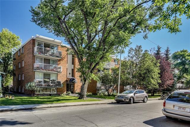 320 24 Avenue SW #303, Calgary, AB T2S 0K2 (#C4196733) :: Tonkinson Real Estate Team