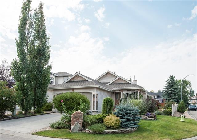 1 Chaparral Mews SE, Calgary, AB T2X 3J8 (#C4196761) :: Your Calgary Real Estate