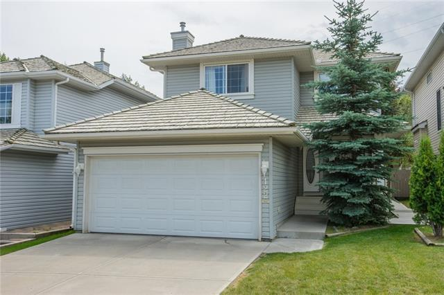 122 Valley Ponds Crescent NW, Calgary, AB T3B 5T7 (#C4196766) :: Calgary Homefinders