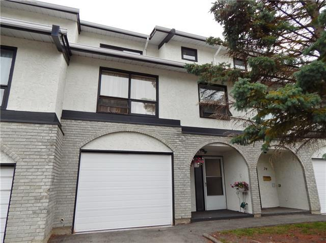 5400 Dalhousie Drive NW #73, Calgary, AB T3A 2B4 (#C4196795) :: Calgary Homefinders