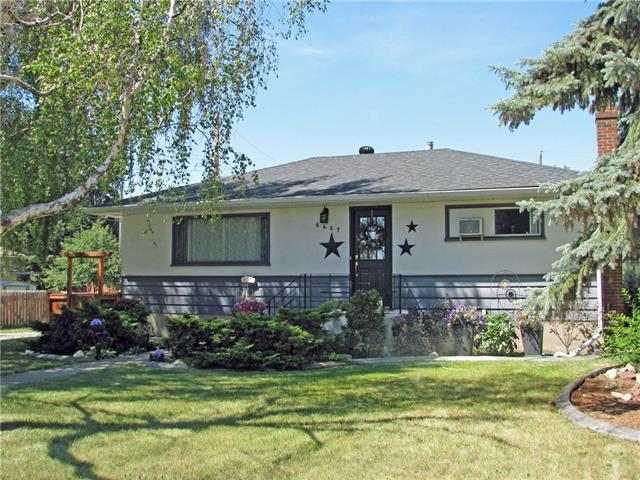 6427 20 Street SE, Calgary, AB T2C 0P3 (#C4196804) :: Canmore & Banff