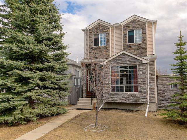 280 Coventry Close NE, Calgary, AB T3K 4C5 (#C4196832) :: Calgary Homefinders
