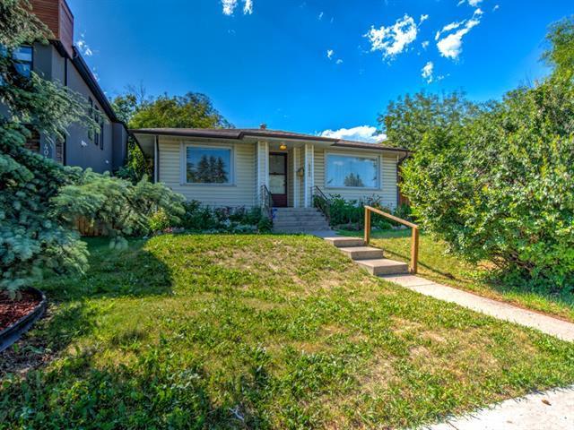 4023 1 Street NW, Calgary, AB T2K 0X2 (#C4196887) :: Redline Real Estate Group Inc