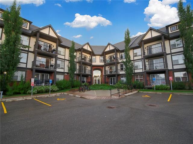 250 New Brighton Villa(S) SE #216, Calgary, AB T2Z 0T8 (#C4196903) :: Calgary Homefinders