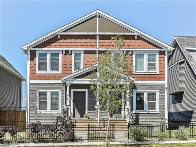 600 Auburn Bay Avenue SE, Calgary, AB T3M 1T3 (#C4196911) :: Your Calgary Real Estate