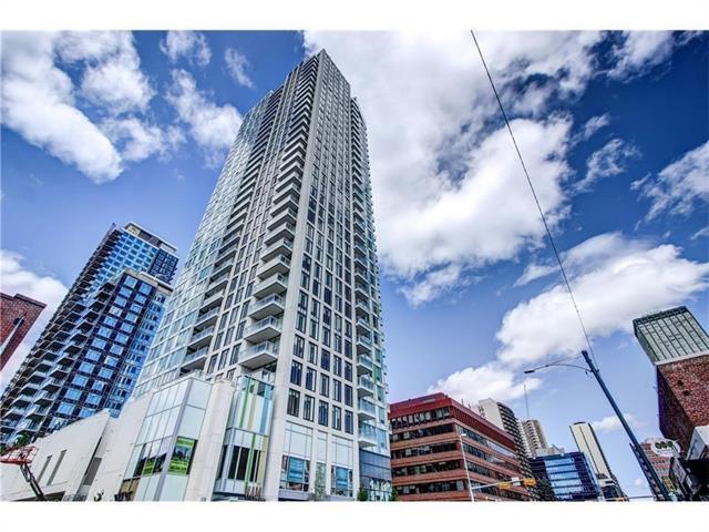 901 10 Avenue SW #3003, Calgary, AB T2R 0B5 (#C4196913) :: Your Calgary Real Estate
