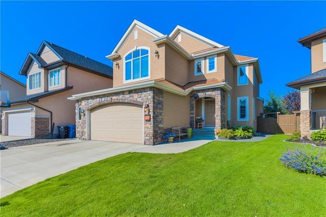 167 Tuscany Estates Close NW, Calgary, AB T3L 0B5 (#C4196948) :: Calgary Homefinders