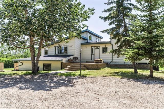 407 Shore Drive, Rural Rocky View County, AB T2M 4L5 (#C4196986) :: Redline Real Estate Group Inc