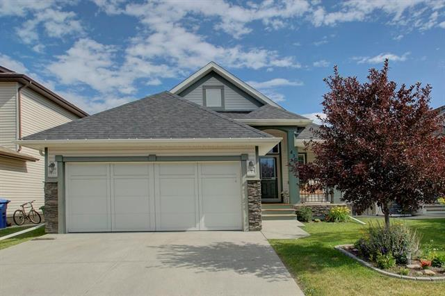 430 Cimarron Boulevard, Okotoks, AB T1S 0J5 (#C4197017) :: Redline Real Estate Group Inc