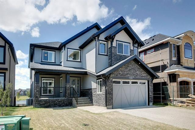 132 Kinniburgh Loop, Chestermere, AB T1X 0T9 (#C4197025) :: Canmore & Banff