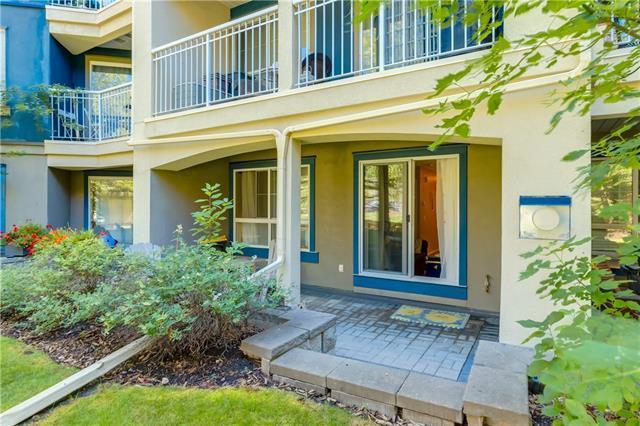 35 Richard Court SW #131, Calgary, AB T3E 7N9 (#C4197034) :: Your Calgary Real Estate