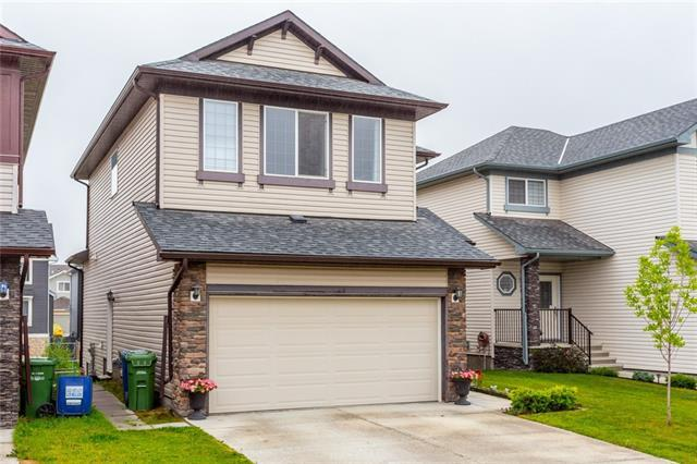 1738 Baywater Drive SW, Airdrie, AB T4B 0T3 (#C4197043) :: Canmore & Banff