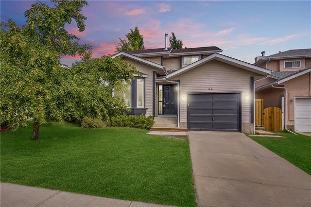 64 Millrise Close SW, Calgary, AB T2Y 2G7 (#C4197053) :: Redline Real Estate Group Inc