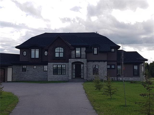 243067 Morning Vista Way, Rural Rocky View County, AB T3Z 0B2 (#C4197126) :: The Cliff Stevenson Group
