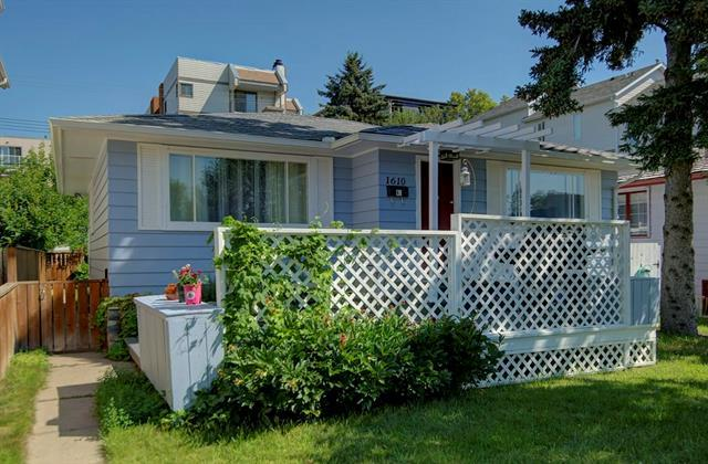 1610 27 Avenue SW, Calgary, AB T2T 1G6 (#C4197221) :: Redline Real Estate Group Inc