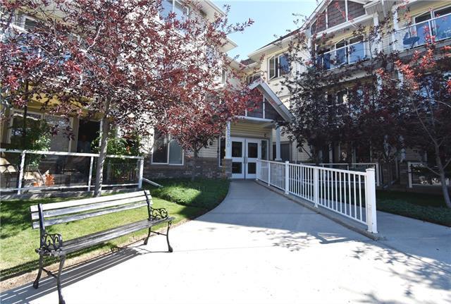 5200 44 Avenue NE #2106, Calgary, AB T1Y 7L4 (#C4197255) :: Redline Real Estate Group Inc