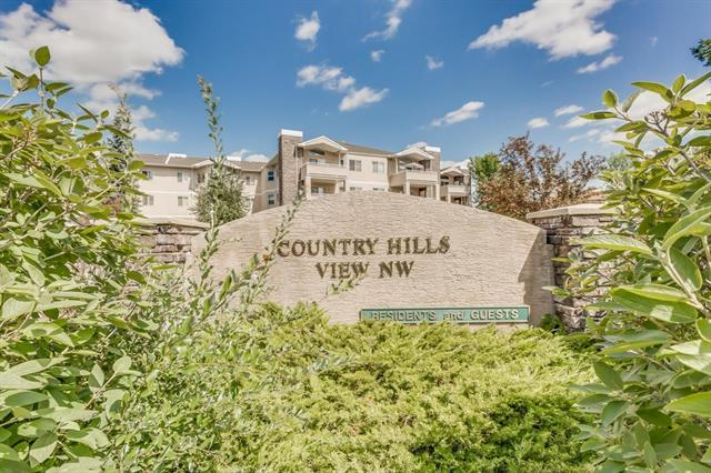 20 Country Hills View NW #309, Calgary, AB T3K 5A3 (#C4197263) :: Redline Real Estate Group Inc