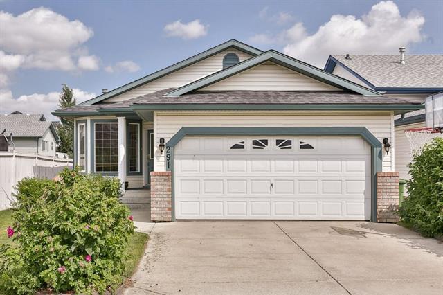 291 Woodside Circle NW, Airdrie, AB T4B 3M3 (#C4197275) :: Calgary Homefinders