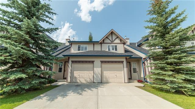 408 Country Village Cape NE, Calgary, AB T3K 5X4 (#C4197307) :: Canmore & Banff