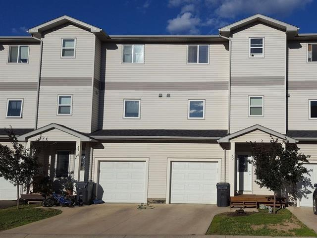 313 Millennium Drive #39, Fort Mcmurray, AB T9K 0M2 (#C4197392) :: Canmore & Banff