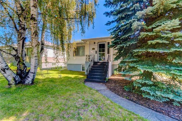 2328 22A Street NW, Calgary, AB  (#C4197443) :: The Cliff Stevenson Group