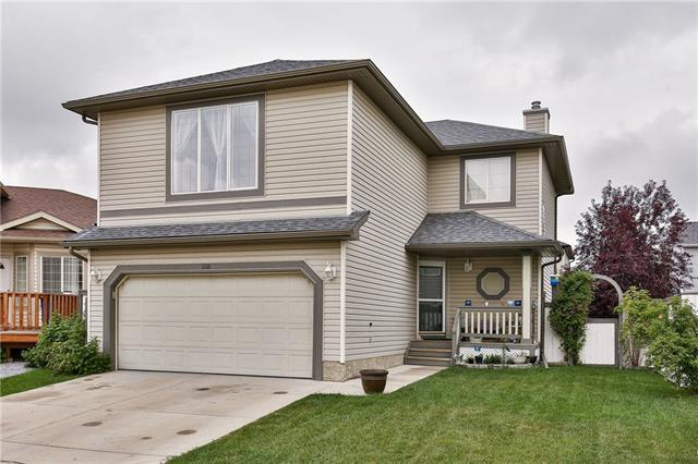 108 Creek Gardens Close NW, Airdrie, AB T4B 2R5 (#C4197447) :: Canmore & Banff