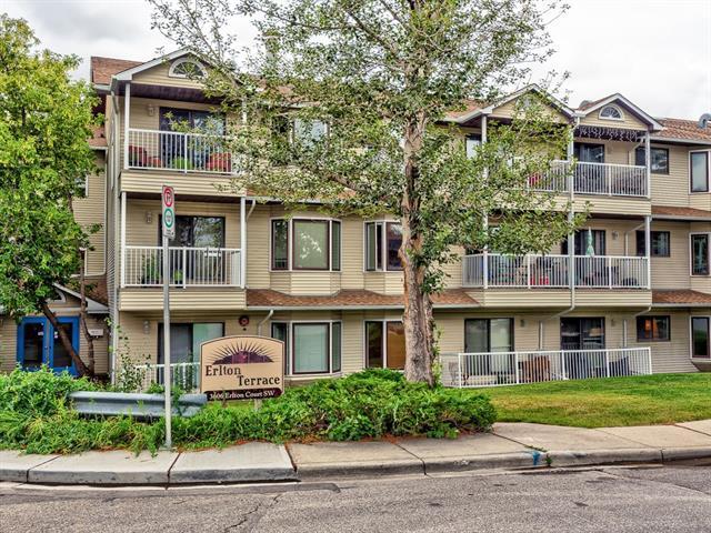 3606 Erlton Court SW #109, Calgary, AB T2A 3A5 (#C4197509) :: Redline Real Estate Group Inc