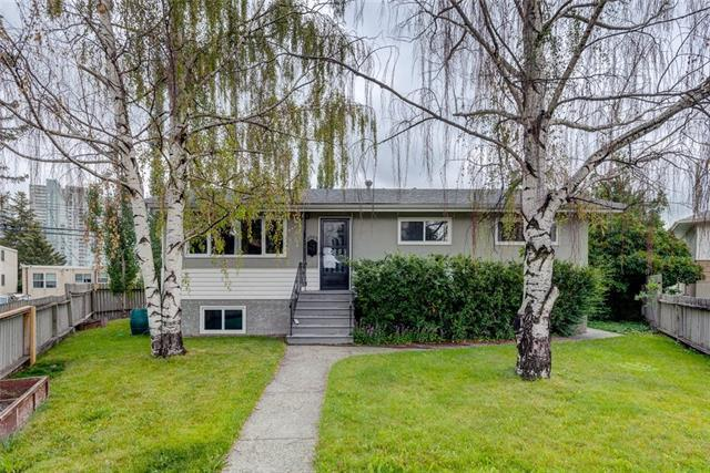 3903 12 Avenue SW, Calgary, AB T3C 0S9 (#C4197547) :: Redline Real Estate Group Inc
