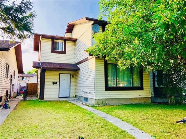 223 Abalone Place NE, Calgary, AB T2A 6S2 (#C4197579) :: Canmore & Banff