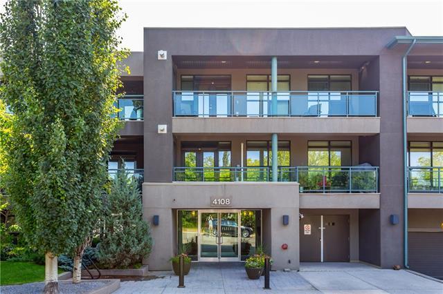 4108 Stanley Road SW #202, Calgary, AB T2S 2P4 (#C4197621) :: Redline Real Estate Group Inc
