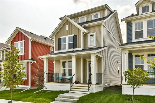 345 South Point Green SW, Airdrie, AB T4B 4L1 (#C4197667) :: Redline Real Estate Group Inc