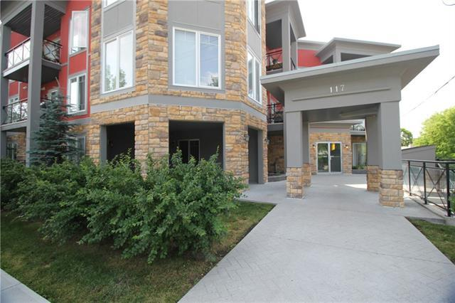 117 19 Avenue NE #101, Calgary, AB T2E 1N9 (#C4197684) :: Redline Real Estate Group Inc