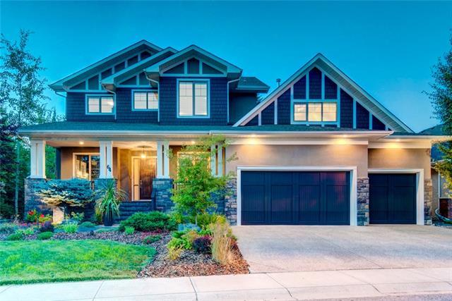 64 Discovery Valley Cove SW, Calgary, AB T3H 5H3 (#C4197767) :: The Cliff Stevenson Group