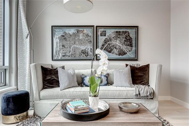 1234 5 Avenue NW #2105, Calgary, AB T2N 0R9 (#C4197796) :: Redline Real Estate Group Inc