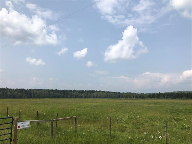 6.4 Coal Camp, Rural Mountain View County, AB T0M 1X0 (#C4197847) :: Calgary Homefinders