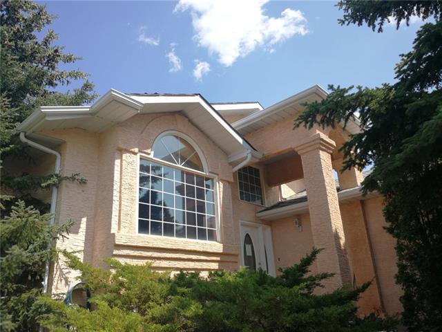 70 Riverview Drive, Cochrane, AB T0L 0W5 (#C4197856) :: Calgary Homefinders