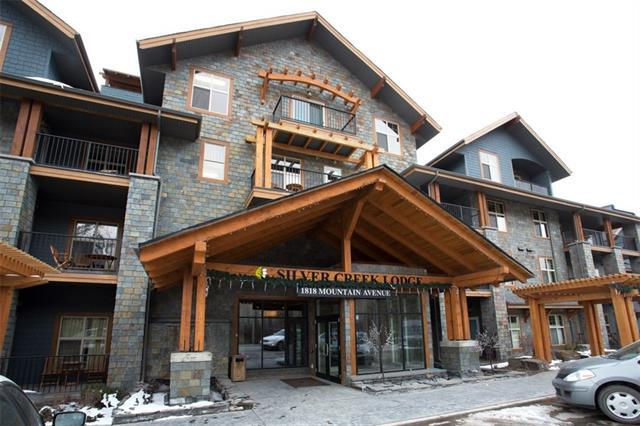 1818 Mountain Avenue 112A, Canmore, AB T1W 3M3 (#C4197860) :: Redline Real Estate Group Inc