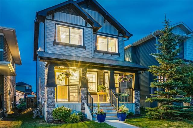 225 Evansdale Landing NW, Calgary, AB T3P 0C6 (#C4197895) :: Redline Real Estate Group Inc