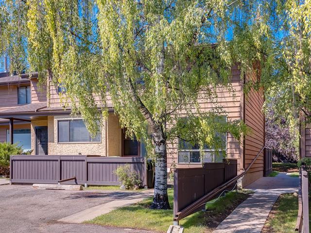2300 Oakmoor Drive SW #6, Calgary, AB T2V 4N7 (#C4197914) :: Redline Real Estate Group Inc