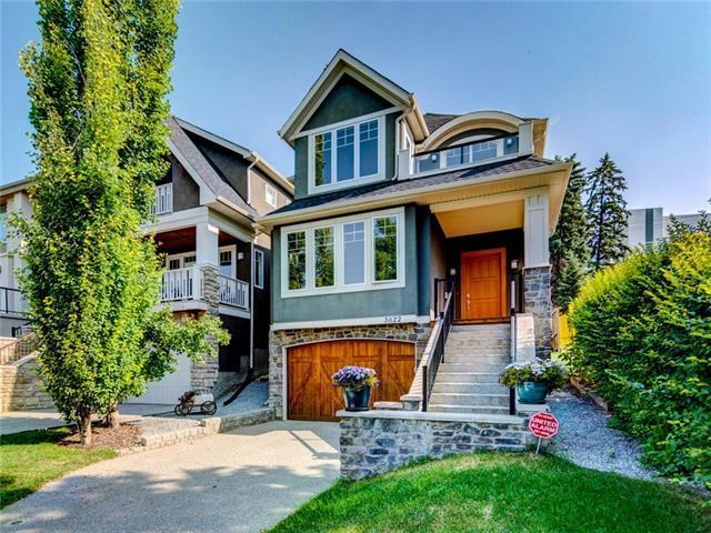 3622 8 Avenue NW, Calgary, AB T2N 1E1 (#C4197939) :: Canmore & Banff