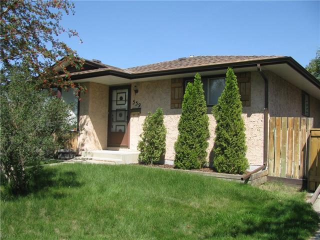 539 Maidstone Drive NE, Calgary, AB T2A 4B6 (#C4197965) :: Canmore & Banff