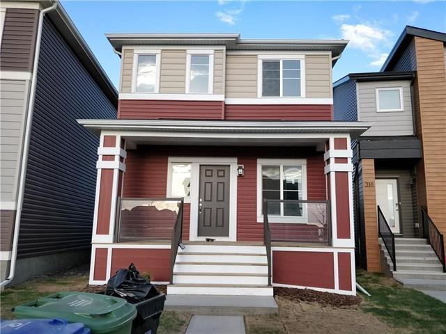 320 Cornerstone Passage NE, Calgary, AB T3N 1G3 (#C4197973) :: Redline Real Estate Group Inc