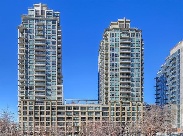222 Riverfront Avenue SW #337, Calgary, AB T2P 0X2 (#C4198006) :: Redline Real Estate Group Inc