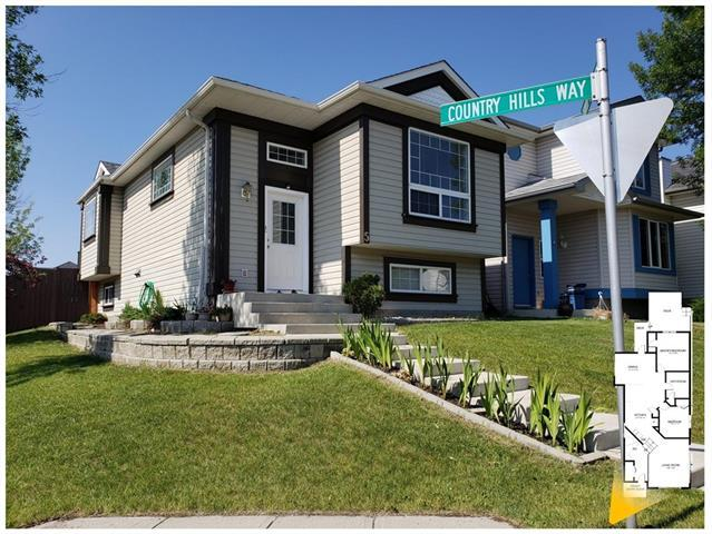 5 Country Hills Terrace NW, Calgary, AB T3K 4S4 (#C4198015) :: Redline Real Estate Group Inc