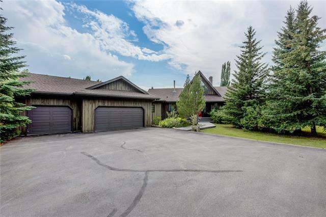 243173 Rge Rd 31A, Rural Rocky View County, AB T3Z 3L5 (#C4198027) :: The Cliff Stevenson Group