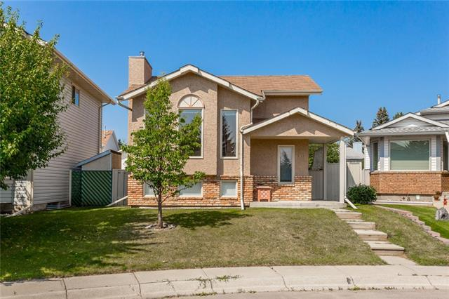 100 Millrise Close SW, Calgary, AB T2Y 2G6 (#C4198090) :: Redline Real Estate Group Inc