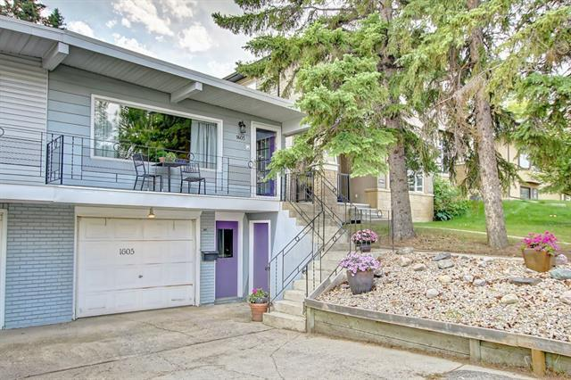 1605 24 Avenue NW, Calgary, AB T2M 1Y7 (#C4198091) :: Redline Real Estate Group Inc