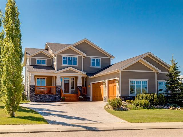7 Monterra Link, Rural Rocky View County, AB T4C 0G7 (#C4198095) :: Redline Real Estate Group Inc